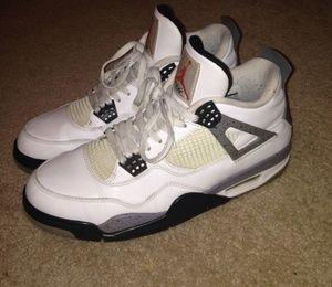Jordan's cement 4s